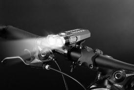 1500 lumen Mountain bike and Commuter light
