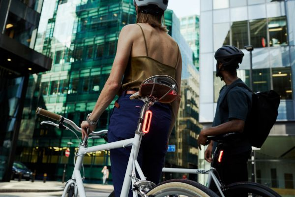 safe smart rear bike light